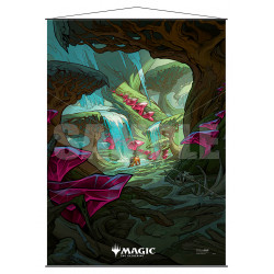 Ultra Pro - Ikoria Wall Scroll - Zagoth Triome
