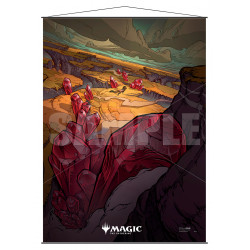 Ultra Pro - Ikoria Wall Scroll - Savai Triome