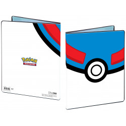 Ultra Pro - Pokémon 9-Pocket Portfolio - Great Ball