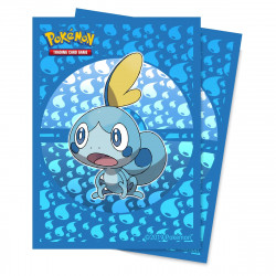 Ultra Pro - Pokémon 65 Sleeves - Galar Starters Sobble