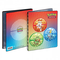 Ultra Pro - Pokémon 4-Pocket Portfolio - Galar Starters