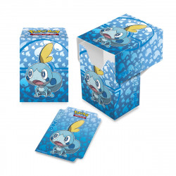 Ultra Pro - Pokémon Deck Box - Galar Starters Sobble