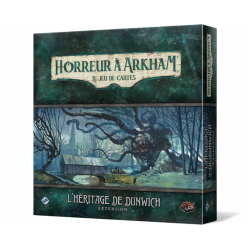 Arkham Horror - Deluxe Expansion - The Dunwich Legacy