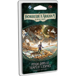 Arkham Horror - Mythos Pack - Lost in Time and Space