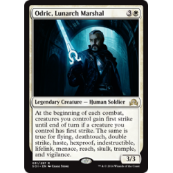 Odric, Lunarch-Marschall