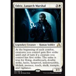 Odric, Maresciallo del Lunarca