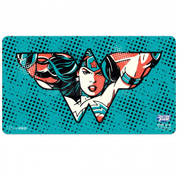 Ultra Pro - Justice League Playmat with Tube - Wonder Woman