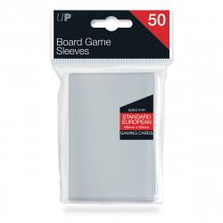 Ultra Pro - Board Game Sleeves - Standard European