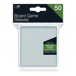 Ultra Pro - Board Game Sleeves -  Square (69mm x 69mm)