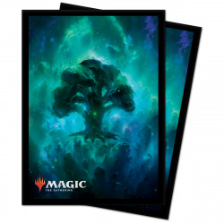 Ultra Pro - Celestial Lands 100 Sleeves - Forest