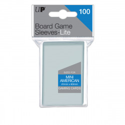Ultra Pro - Lite Board Game Sleeves - Mini American (41mm x 63mm)