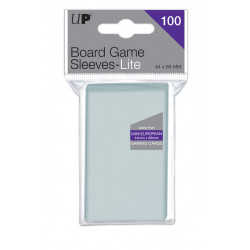 Ultra Pro - Lite Board Game Sleeves - Mini European (44mm x 68mm)