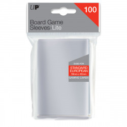Ultra Pro - Lite Board Game Sleeves - Standard European (59mm x 92mm)