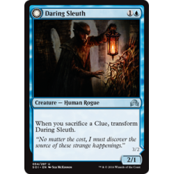 Daring Sleuth / Bearer of Overwhelming Truths