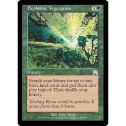 Vegetazione Esplosiva