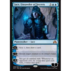 Jace, détisseur de secrets