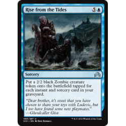 Rise from the Tides