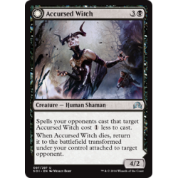 Accursed Witch / Infectious Curse