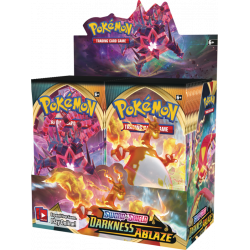 Pokemon - SWSH3 Flammende Finsternis - Booster Display (36 Boosters)