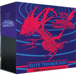 Pokemon - SWSH3 Darkness Ablaze - Elite Trainer Box