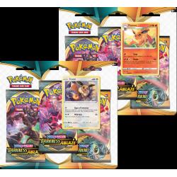 Pokemon - SWSH3 Ténèbres Embrasées - Tripack Bundle