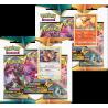 Pokemon - SWSH3 Flammende Finsternis - 3-Pack Blister Bundle