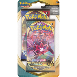 Pokemon - SWSH3 Flammende Finsternis - 2-Pack Blister