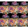 Pokemon - SWSH3 Ténèbres Embrasées - Carton de Boosters (6 Boîtes)