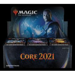 Hauptset 2021 - Booster Display