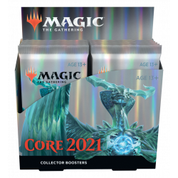 Core Set 2021 - Collector Booster Box