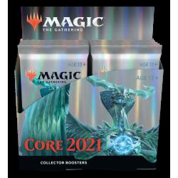 Set Base 2021 - Confezione di Collector Booster