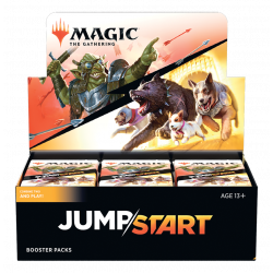 Jumpstart - Booster Display