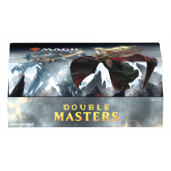 Double Masters - Booster Display