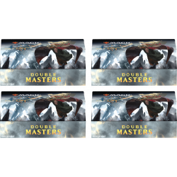Double Masters - Booster Case (4x Display)