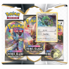 Pokemon - SWSH2 Rebel Clash - 3-Pack Blister - Rayquaza