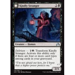 Kindly Stranger / Demon-Possessed Witch