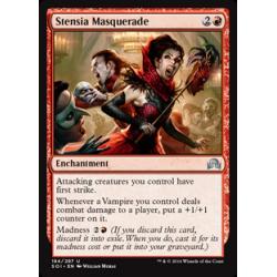 Stensia Masquerade