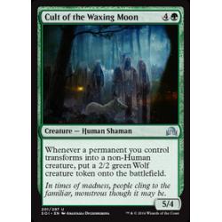 Kult des zunehmenden Mondes