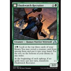 Duskwatch Recruiter / Krallenhorde Howler