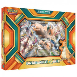 Pokemon - Dragonite-EX Box