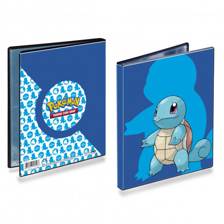 Ultra Pro - Pokémon 4-Pocket Portfolio - Squirtle