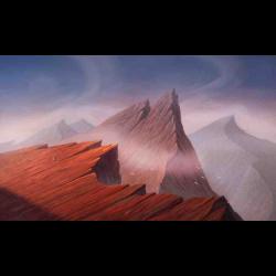 Kraken Wargames - Playmat - Mountain