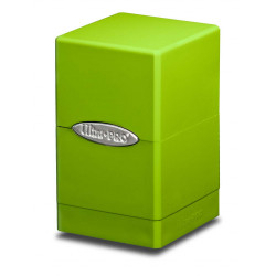 Ultra Pro - Satin Tower - Lime Green