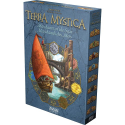 Terra Mystica - Merchants of the Seas  - EN/FR