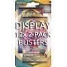 Pokemon - SWSH3 Ténèbres Embrasées - 2-Pack Blister Display