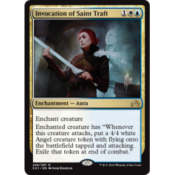 Invocation of Saint Traft