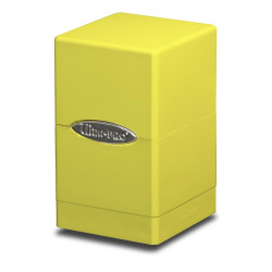 Ultra Pro - Satin Tower - Bright Yellow