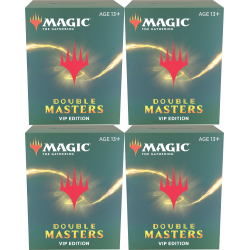 Double Masters - VIP Edition Display (4x VIP)