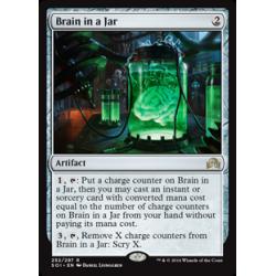 Gehirn im Glas
