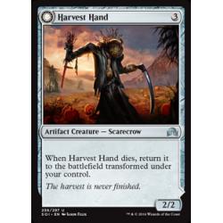 Harvest Hand / Scrounged Scythe